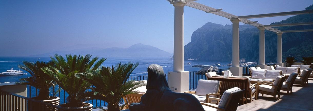 Jkitchen Restaurant Lounge Bar Capri